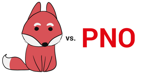 Bidding Fox vs. PNO