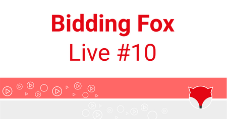 Bidding Fox Live #10