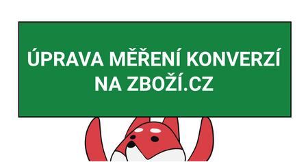 Zboží.cz upravuje způsob měření konverzí
