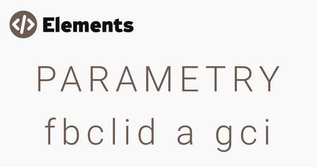 Parametry fbclid a gci