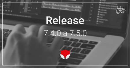 Release 7.4.0 a 7.5.0