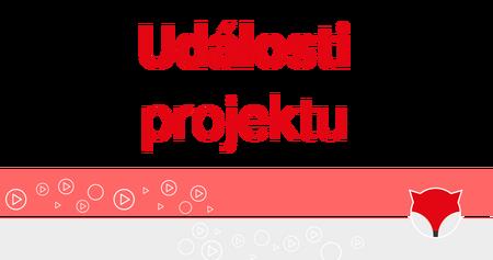Události projektu