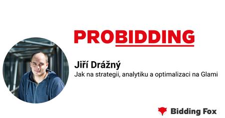 PROBIDDING 2019 - záznam přednášky Jirky Drážného
