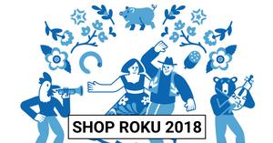 Vyhlášení nejlepších Shopů roku 2018 bylo ve znamení folkloru