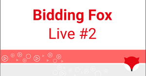 Bidding Fox Live #2