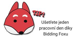 Ušetřete jeden pracovní den v týdnu díky Bidding Foxu