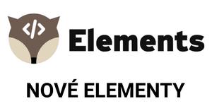 Bidding Fox Elements umí pracovat s novými daty