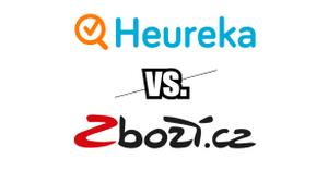Rozdíl v biddingu na Heurece a Zboží.cz